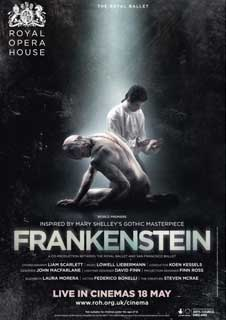 Frankenstein (Live) - Royal Opera House 2015/16 Season