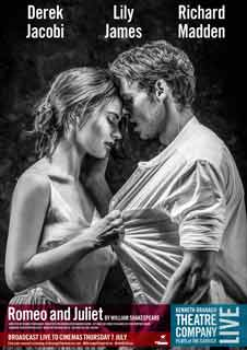 Romeo and Juliet -  Live - Branagh Theatre Company (From the Garrick Theatre London)